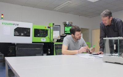 RJG Germany GmbH eröffnet Schulungszentrum für Spritzgießer